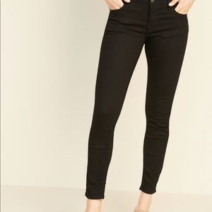 Black Old Navy Rebel Denim Jeans
